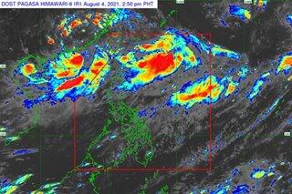 LPA off Batanes now tropical depression Gorio: PAGASA