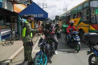 'Tiny bubbles' sa Metro Manila mananatili
