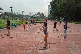 Pagbabawal sa outdoor exercise pinalagan