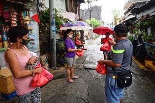 Matimyas Workers Community pantry distributes aid
