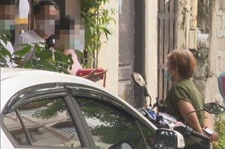 Nurse, barangay nagtalo sa patakaran sa lockdown area