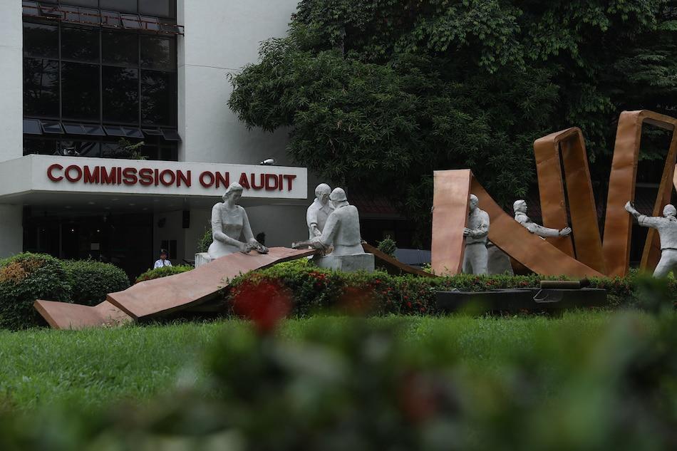 Commission on Audit, Quezon City.