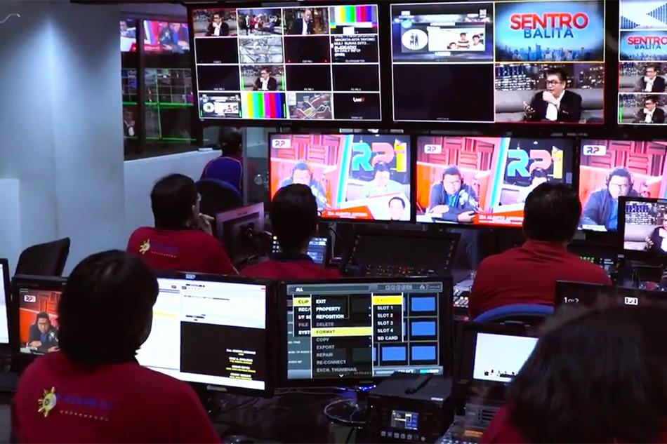 Screengrab from PTV video