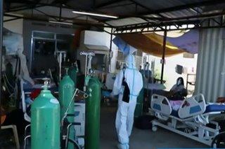 102 kawani ng Cagayan Valley Medical Center, may COVID
