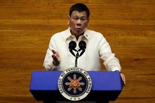 Kin of drug war victims alarmed by Duterte's VP talk