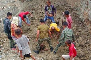 Family survives after buried alive in Bohol landslide