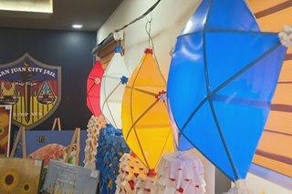 San Juan detainees earn living with lanterns, paintings