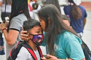 Duterte may allow pilot face-to-face classes: spox