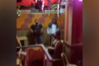 KTV bar ni-raid sa Quiapo; 8 arestado