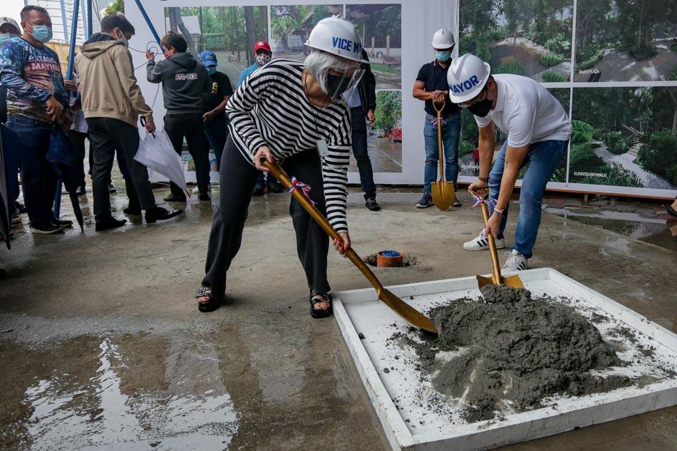 Redevelopment of Arroceros Urban Forest Park starts
