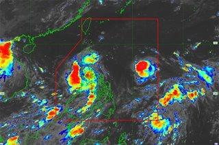 Jolina slightly weakens ahead of Batangas landfall