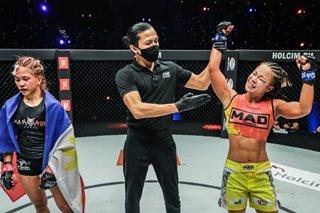 MMA: Seo Hee Ham's win over Denice Zamboanga upheld