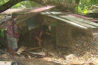 3 sitio sa Batangas nananatiling isolated dahil sa Bagyong Jolina