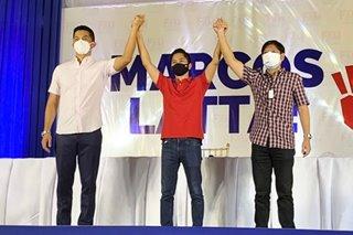 Sandro Marcos to run for Ilocos Norte congressman