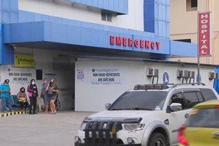 Cavite hospital, puno na ng COVID-19 patients