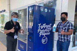 Carabao Center to open vending machine for carabao's milk