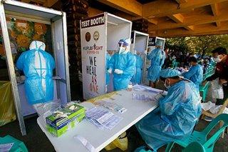 Baguio averaging 270 new COVID cases amid Delta — mayor