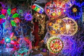 Lantern makers hope for brighter 'ber' months
