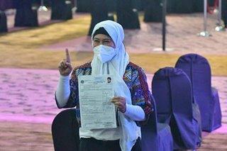 Samira Gutoc files COC for senator under Aksyon Demokratiko