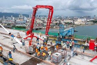 CCLEX bridge nears completion, eyes 2022 opening
