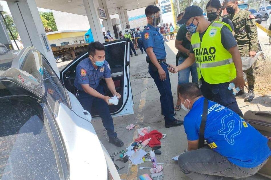 Kuha ng Davao City Police Office