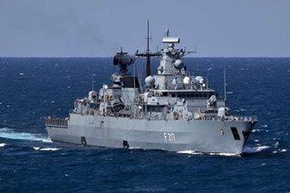 China rejects Shanghai visit of German warship