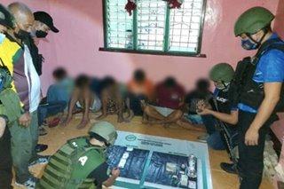 1 patay, 15 arestado sa magkakahiwalay na operasyon sa Lanao del Sur
