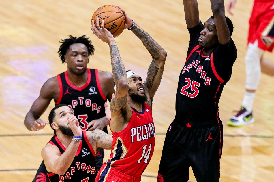 NBA: Ingram, Williamson power Pelicans over Raptors 1