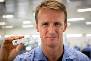 How Aussie doctor's at-home COVID test won US approval