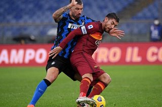 Football: Roma leveller stalls Inter as Juventus close gap in Serie A