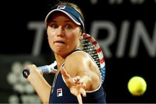 Tennis: 'Being Grand Slam champion' helps Kenin escape Abu Dhabi shock