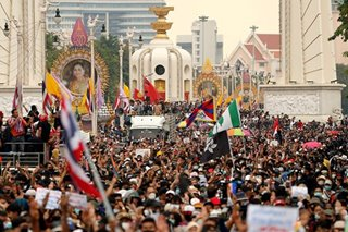 Thai royal defamation cases ramp up as protests pause