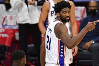 NBA: 76ers outlast shorthanded Heat in OT