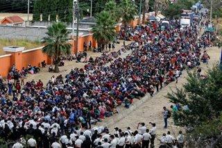 Migrants hope to enter the US under Biden presidency