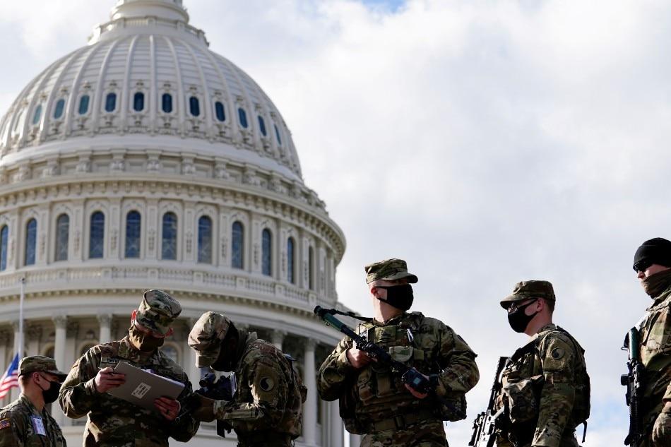 'It was a non-event': Pro-Trump protests quiet amid massive police presence across US 1