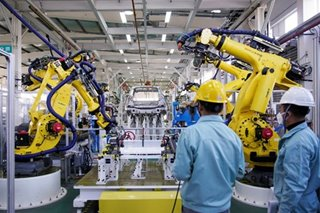China's Q4 GDP growth beats forecast after COVID-19 shock