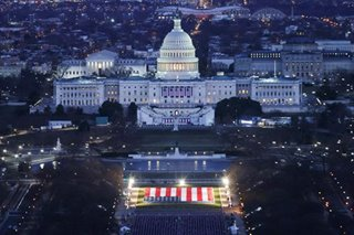 'Field of Flags' for the Biden inauguration