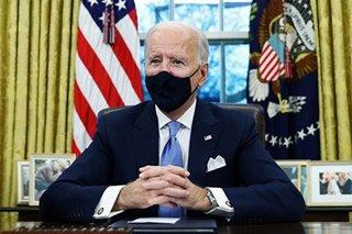 ALAMIN: Mga EO na pinirmahan ni Biden para sa US pandemic response