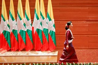 Events in troubled Myanmar since Suu Kyi's NLD party came to power in 2015