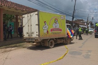 Bolivian city uses cold chicken truck to move COVID-19 vaccines
