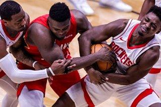 NBA: Josh Hart, Willy Hernangomez lead Pelicans in rout of Rockets