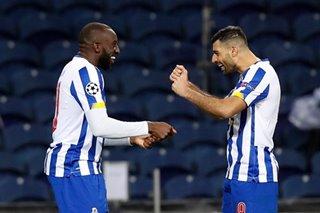 Football: Porto record first win over sluggish Juventus
