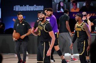 NBA: James Harden, Anthony Davis highlight All-Star Game reserves