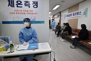 South Korea kicks off COVID-19 vaccination campaign