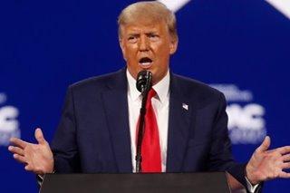 Trump repeats election lie, hints at 2024 bid