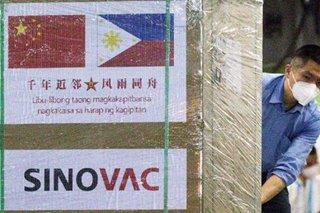 Manny Pangilinan group helps store Sinovac vaccine in Marikina warehouse