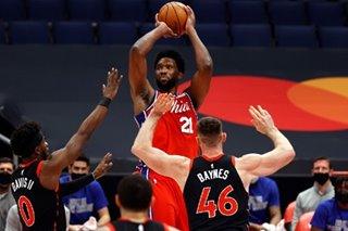 NBA: Joel Embiid pledges $100K from All-Star to Philadelphia's homeless
