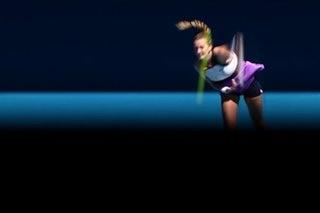 Tennis: Kvitova demolishes Muguruza to win second Qatar title