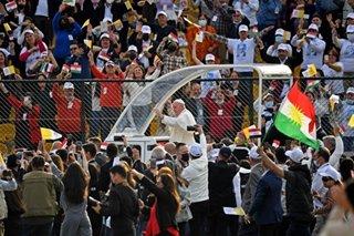 Iran calls Pope's Iraq visit 'good' and 'constructive'