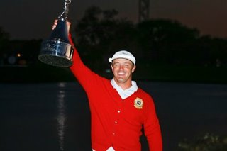 Golf: Bryson DeChambeau closes out win at Bay Hill